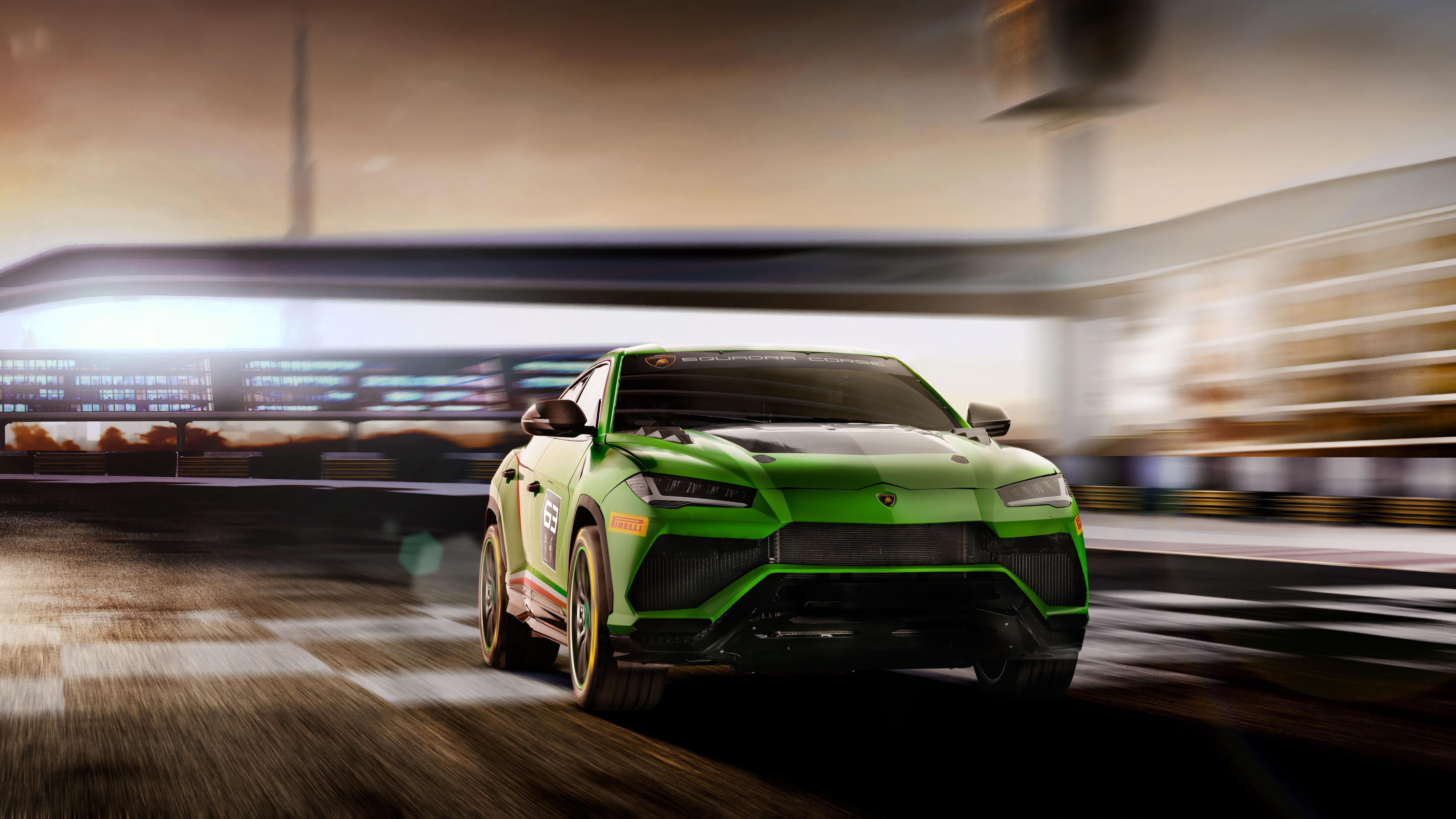 2020 Lamborghini Urus St X Concept Is A Track Ready Beast