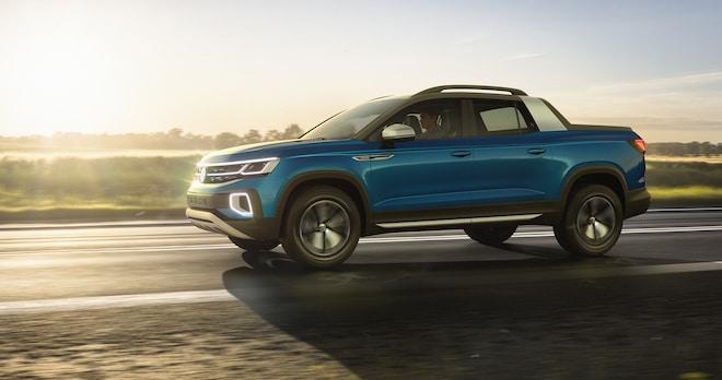 Volkswagen Tarok Concept 6