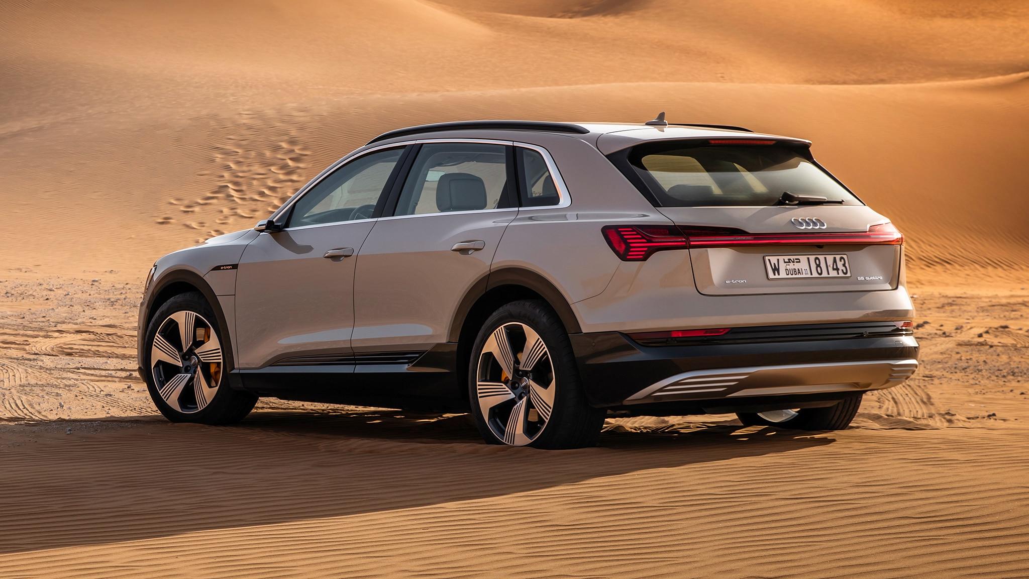 2019 Audi E-Tron Provides 204 Miles of Range | Automobile ...