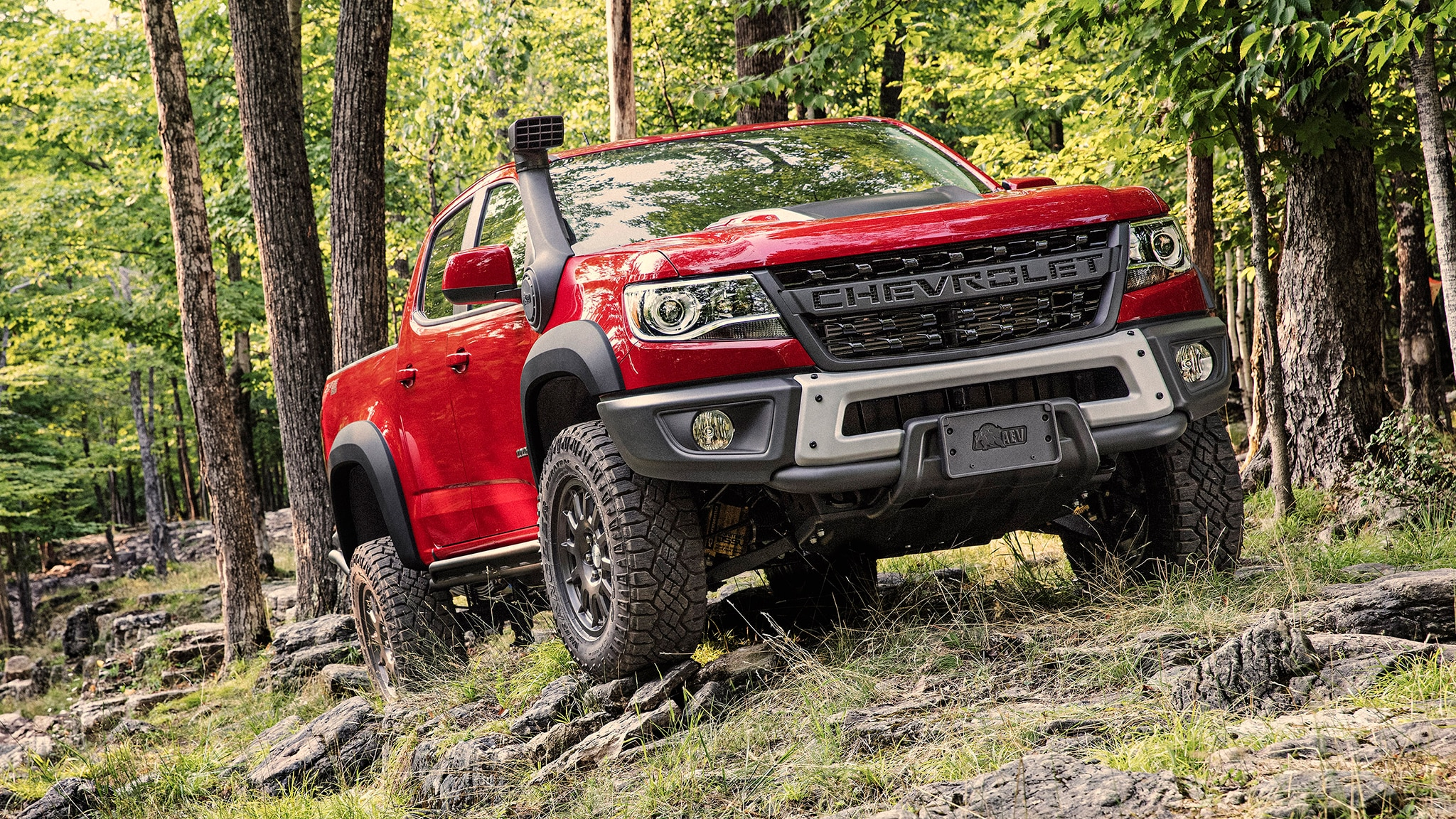 2019 Chevrolet Colorado ZR2 Bison 19