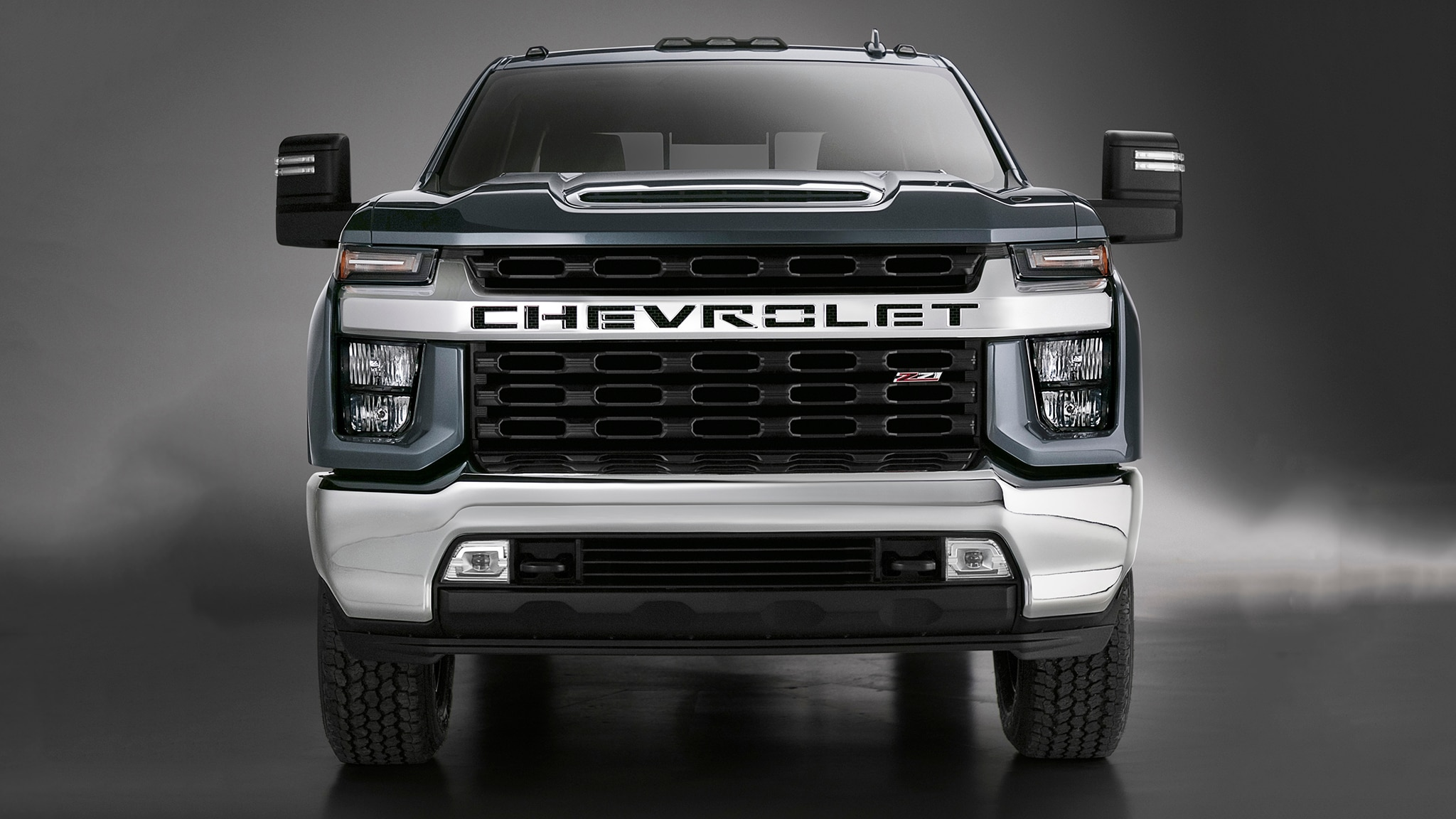 chevrolet silverado hd  big  big automobile magazine