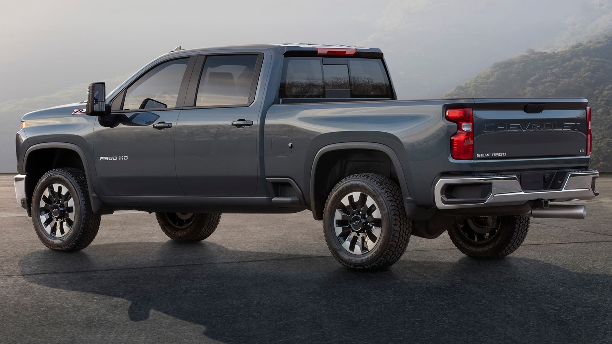2020 Chevrolet Silverado HD is Big. Really Big ...
