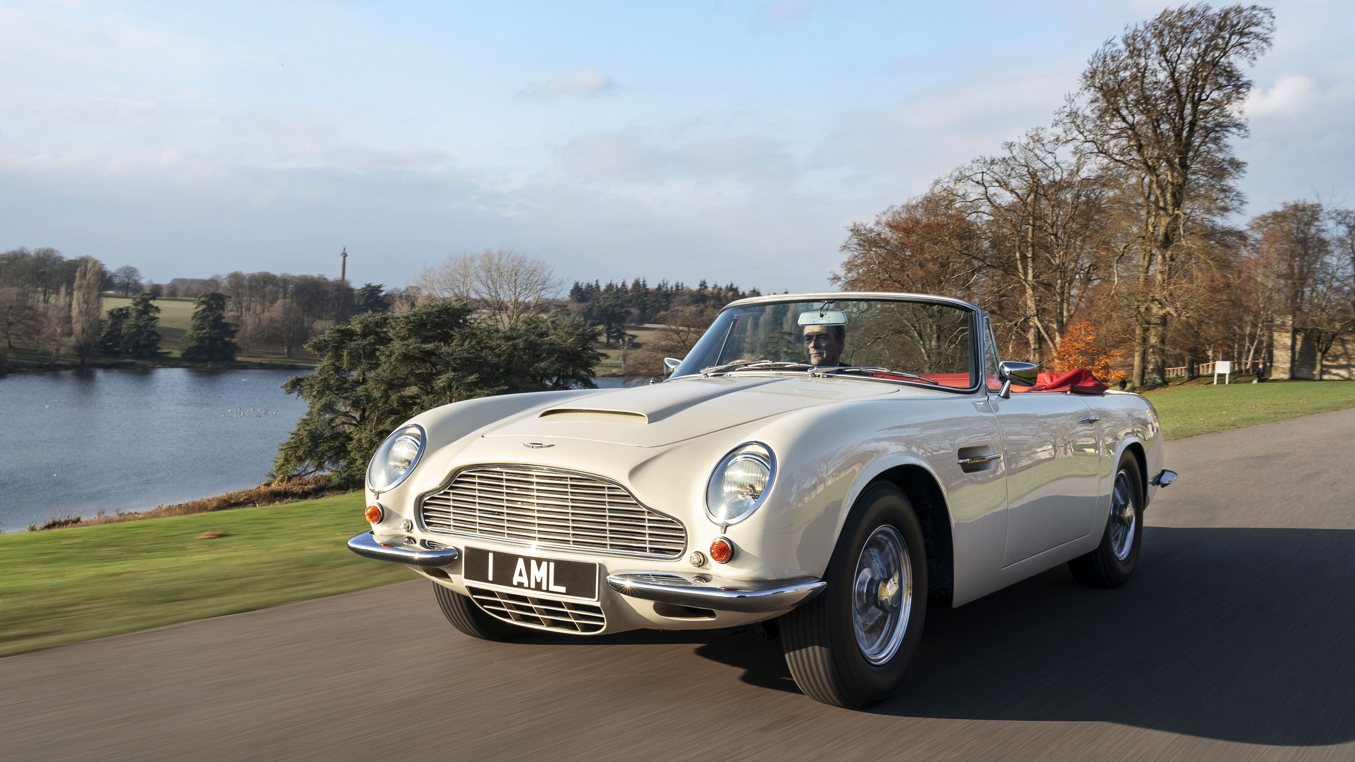 Electrified DB6 previews reversible EV powertrain