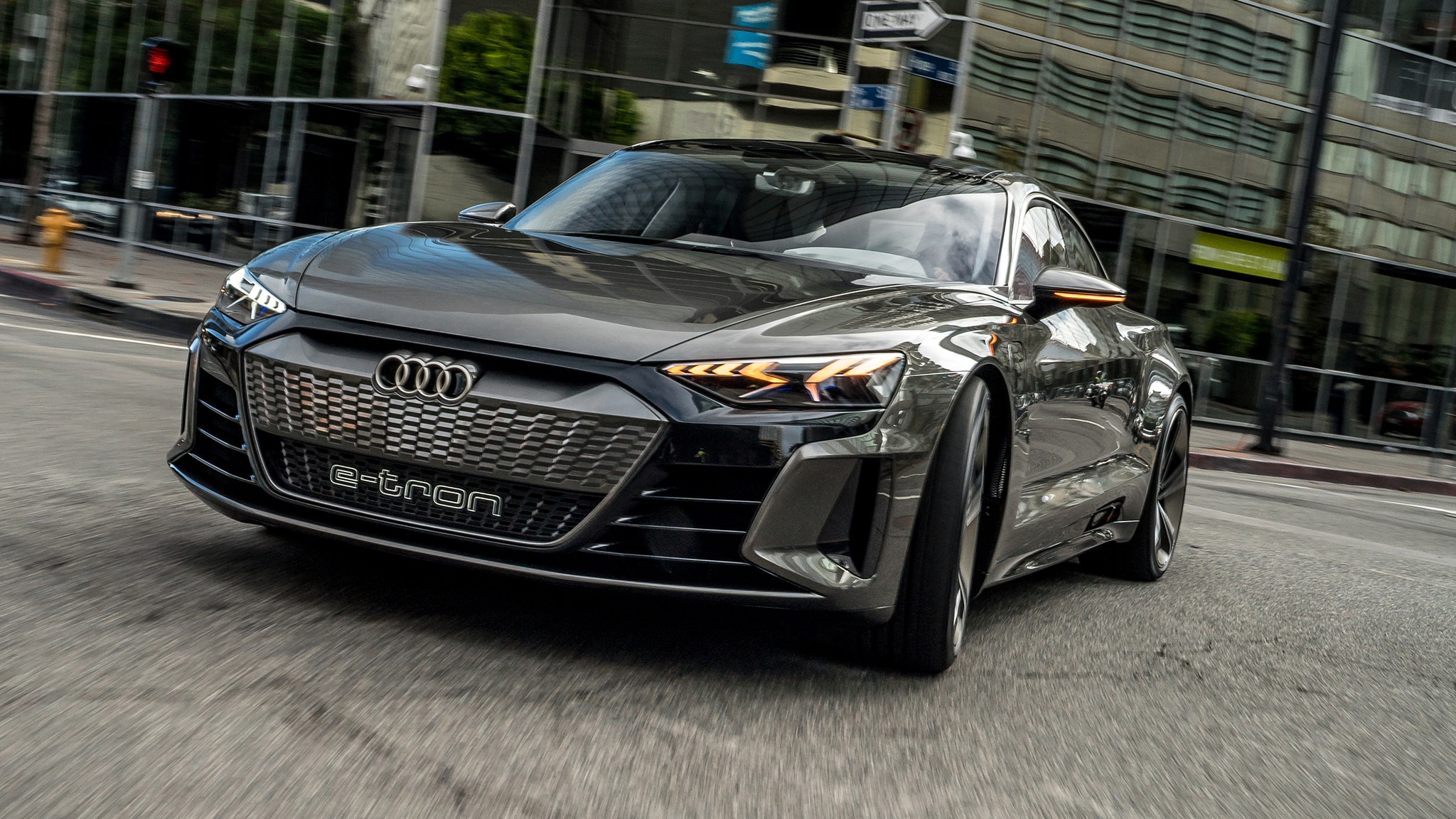 Audis E Tron Gt Concept Previews A Design Evolution Automobile