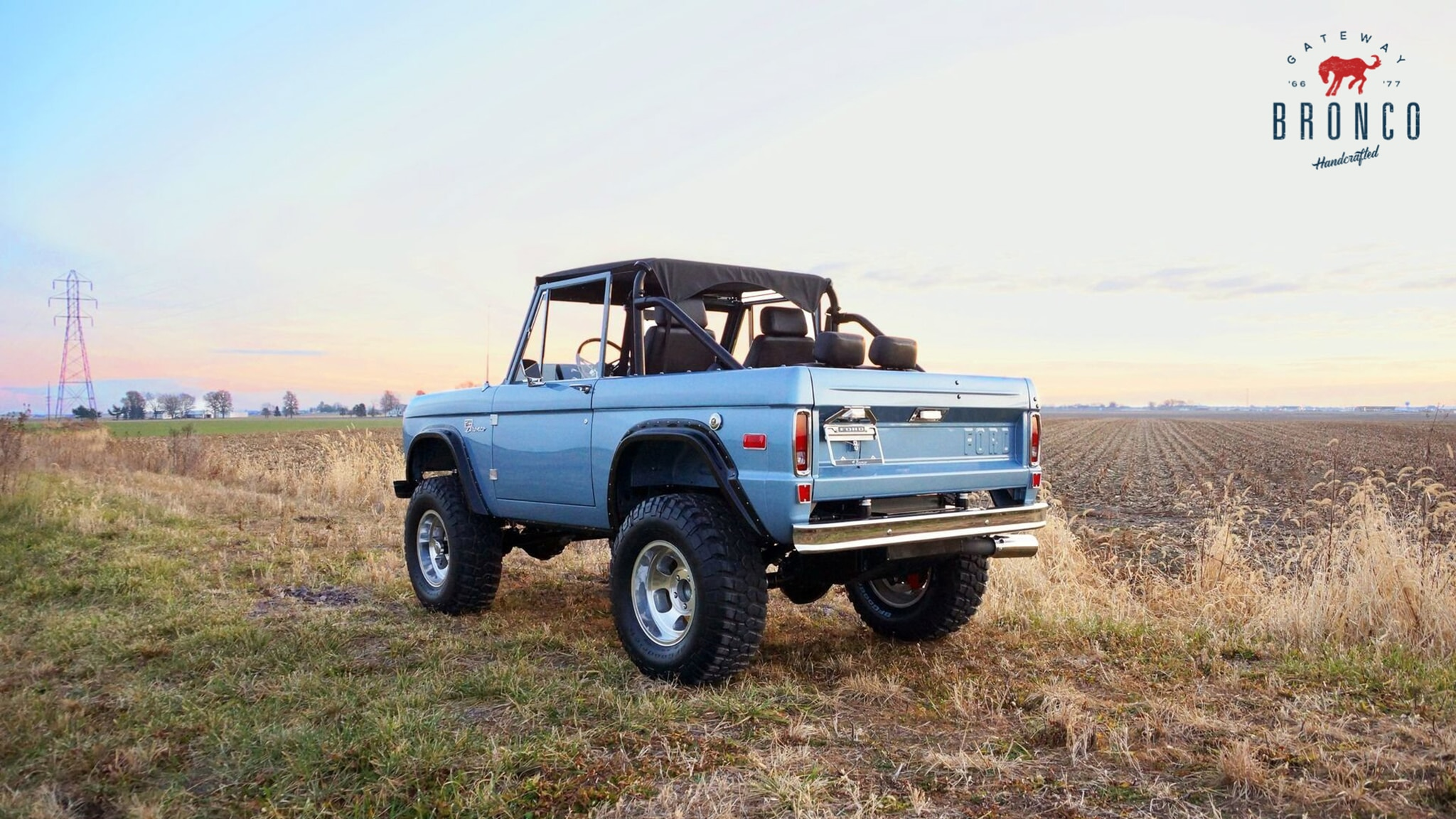 Brand-New Vintage Ford Broncos Are Now Available ...