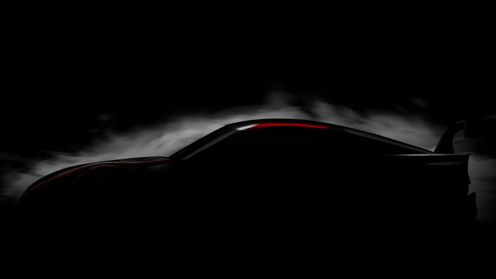 Toyota GR Supra Super GT Concept Teaser