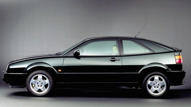 Volkswagen Corrado Profile