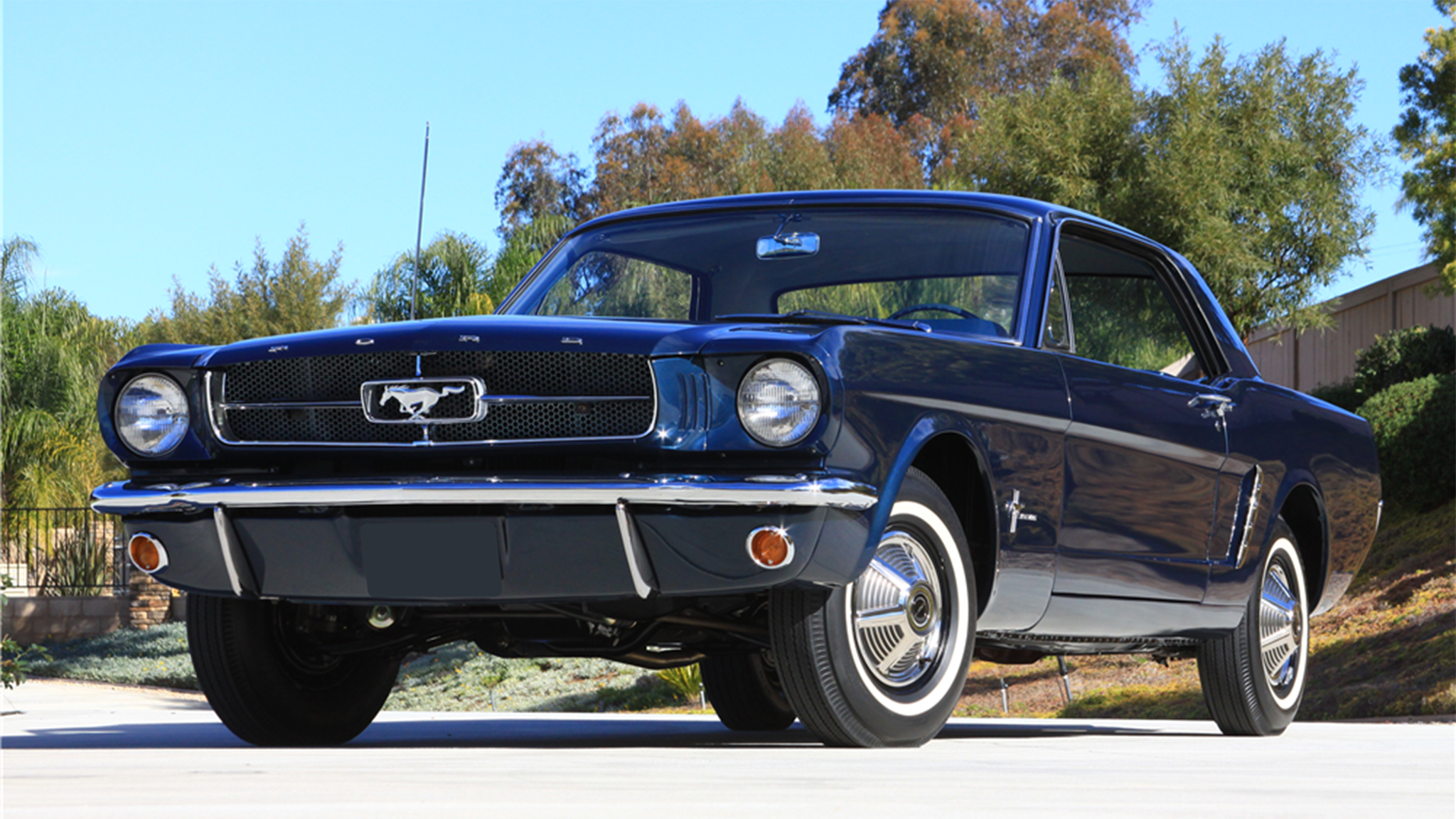 1965 Ford Mustang Barrett Jackson 1 Copy