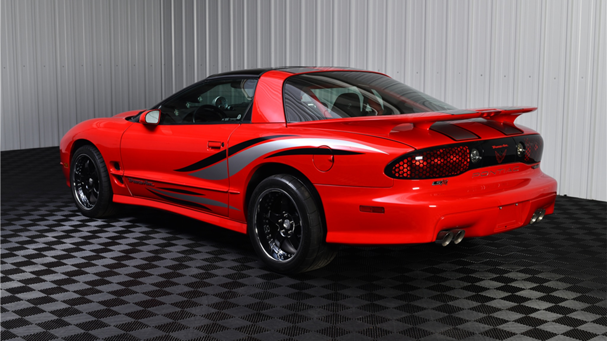 This 870-hp WS6 F-Body Is a Wonderland of Tasteful Mods | Automobile