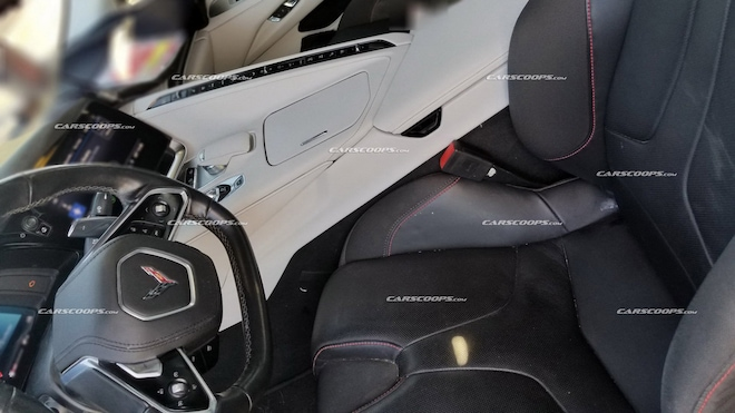 This Is The Best Look Yet At The Mid Engine Chevrolet Corvettes