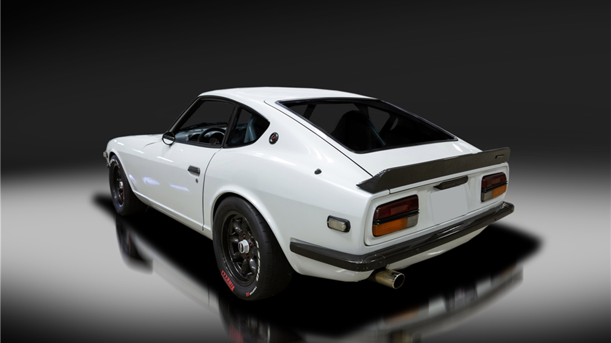 Here's a Sweet, 400-HP LS-Swapped 1972 Datsun 240Z