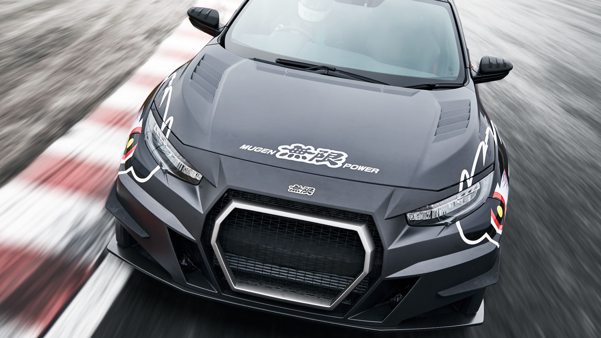 The Mugen RC20GT Cures the Honda Civic Type R's Subtle