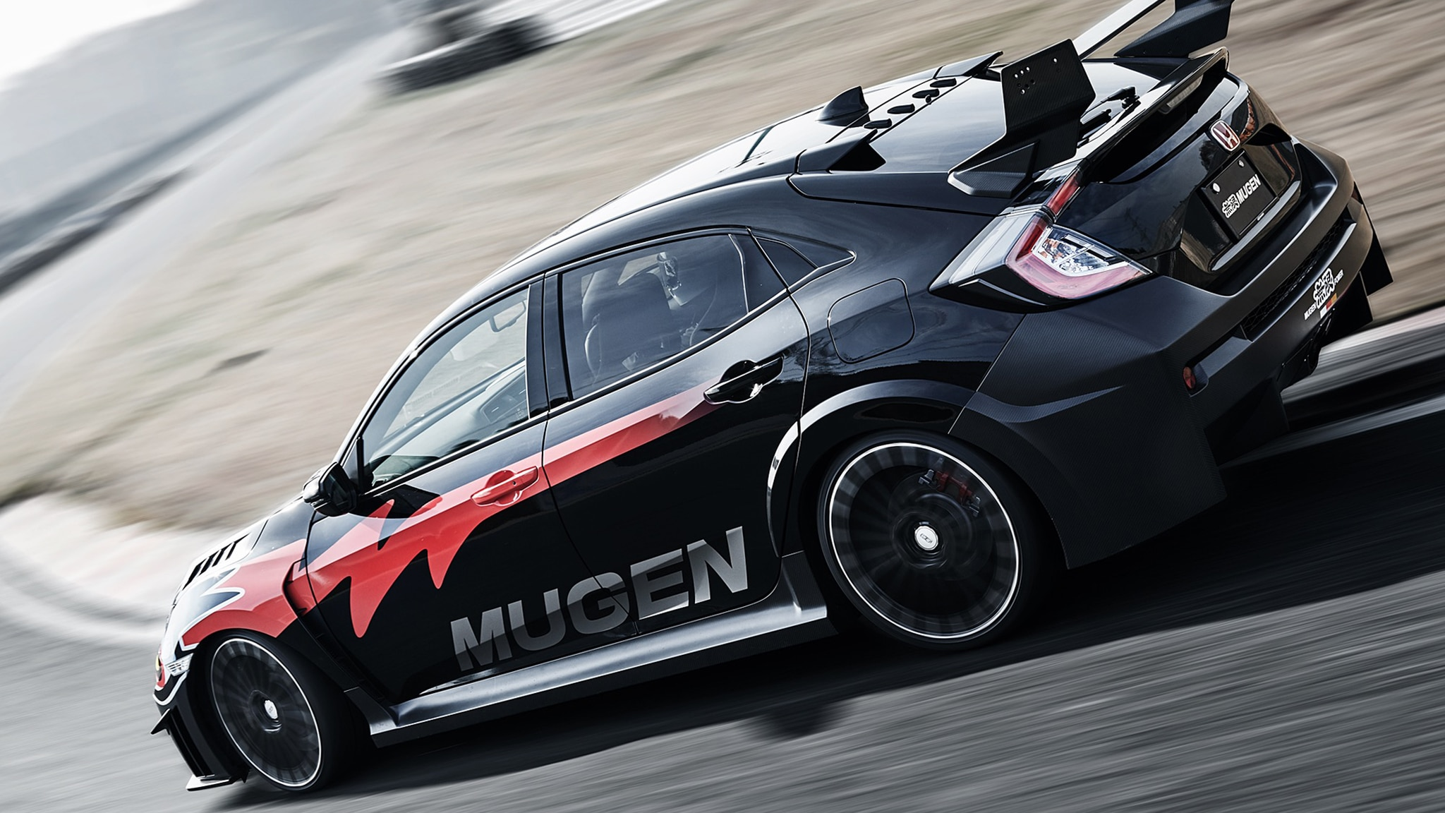 The Mugen Rc20gt Cures The Honda Civic Type R U0026 39 S Subtle
