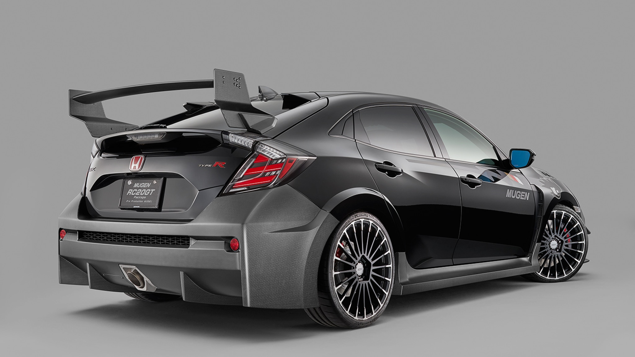 the mugen rc20gt cures the honda civic type r u0026 39 s subtle styling