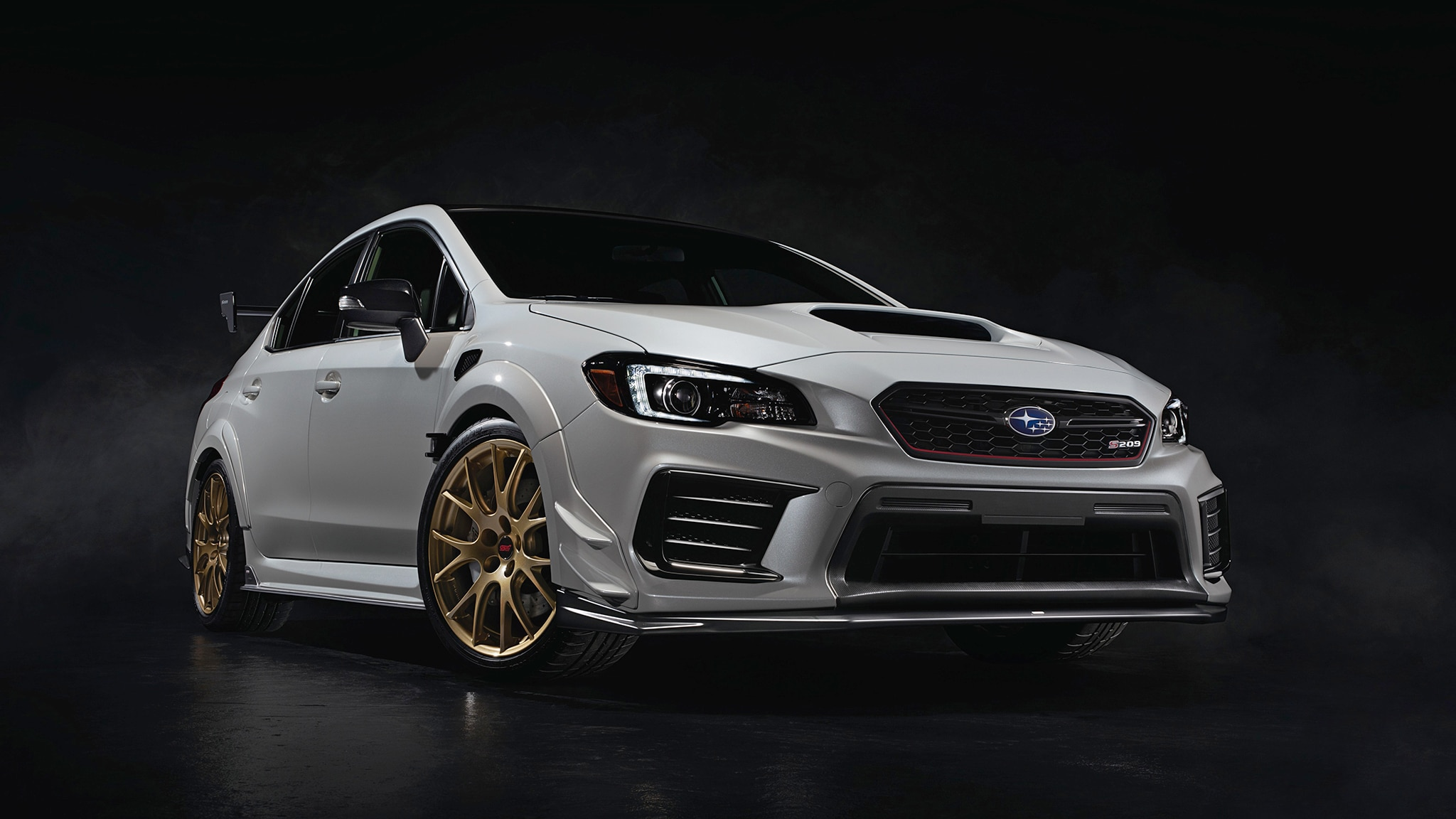 2019 Subaru Wrx Sti S209 341 Hp Exclusive To America Automobile