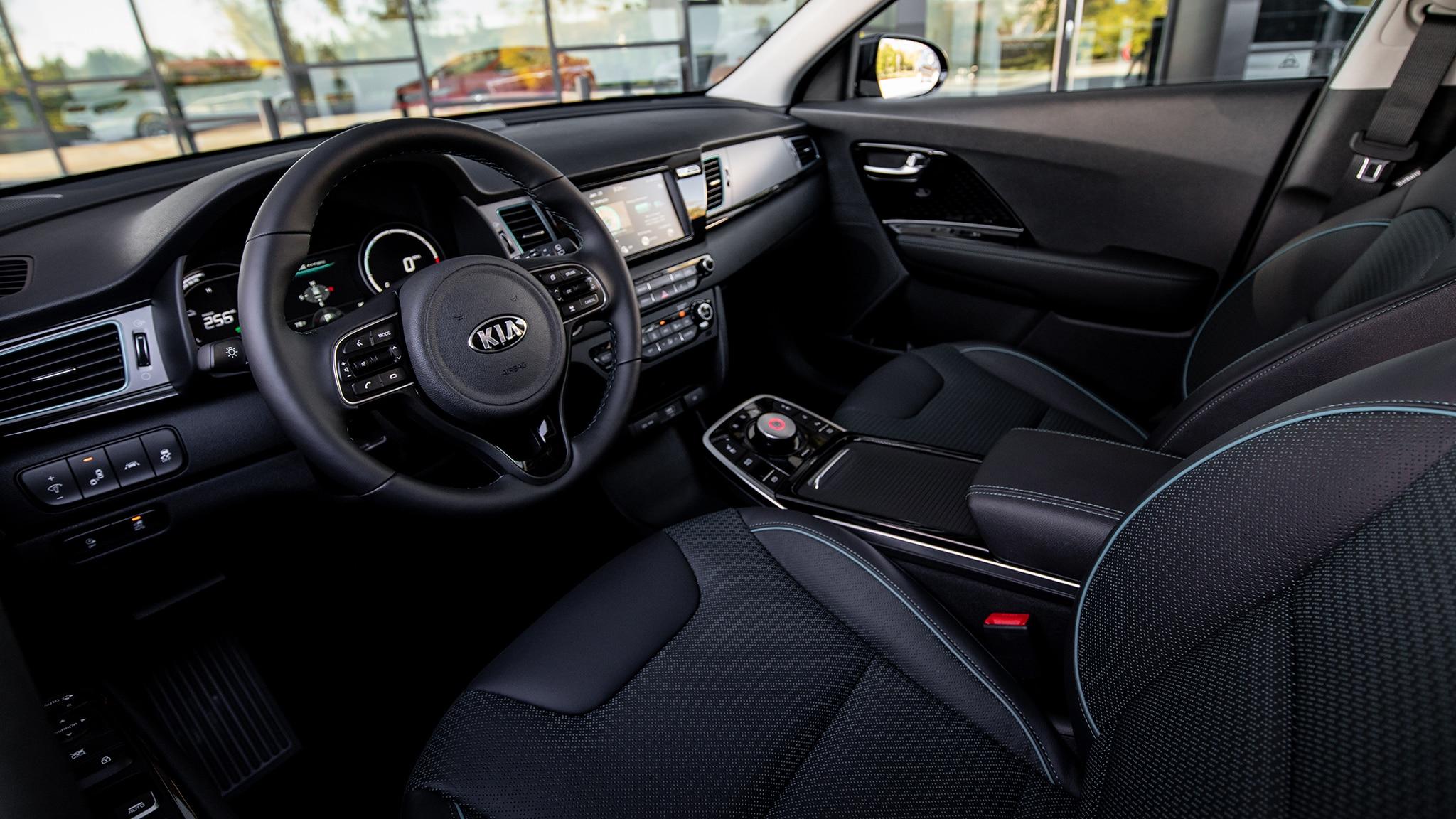 The 2019 Kia Niro Ev Asks You To Pay A Slight Premium Automobile
