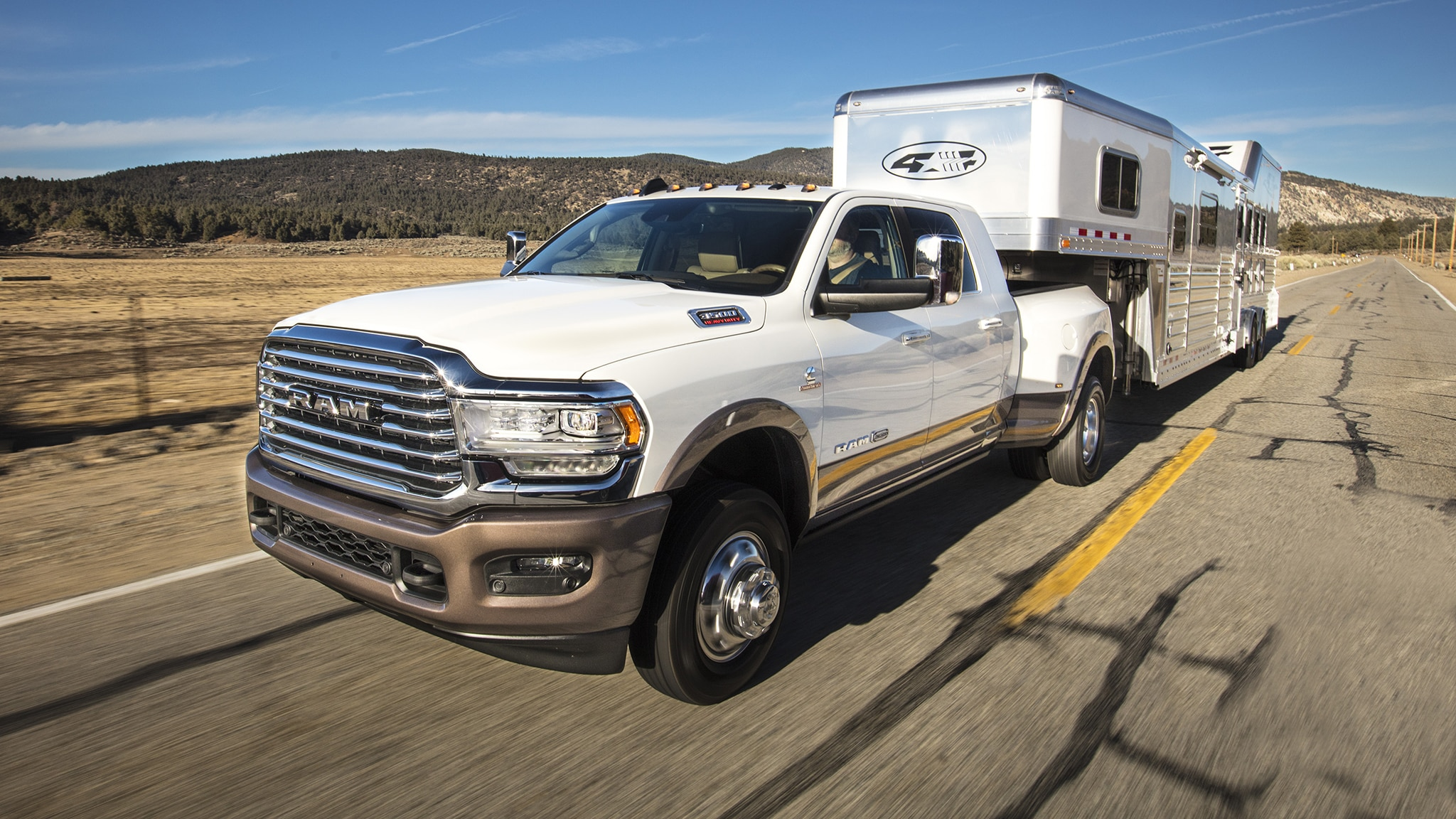 2019 Ram 2500/3500 First Drive Review: Great Numbers, Great