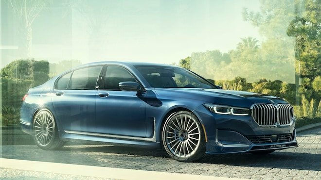 The 2020 Alpina B7 Has 600 HP and Hits 205 MPH | Automobile