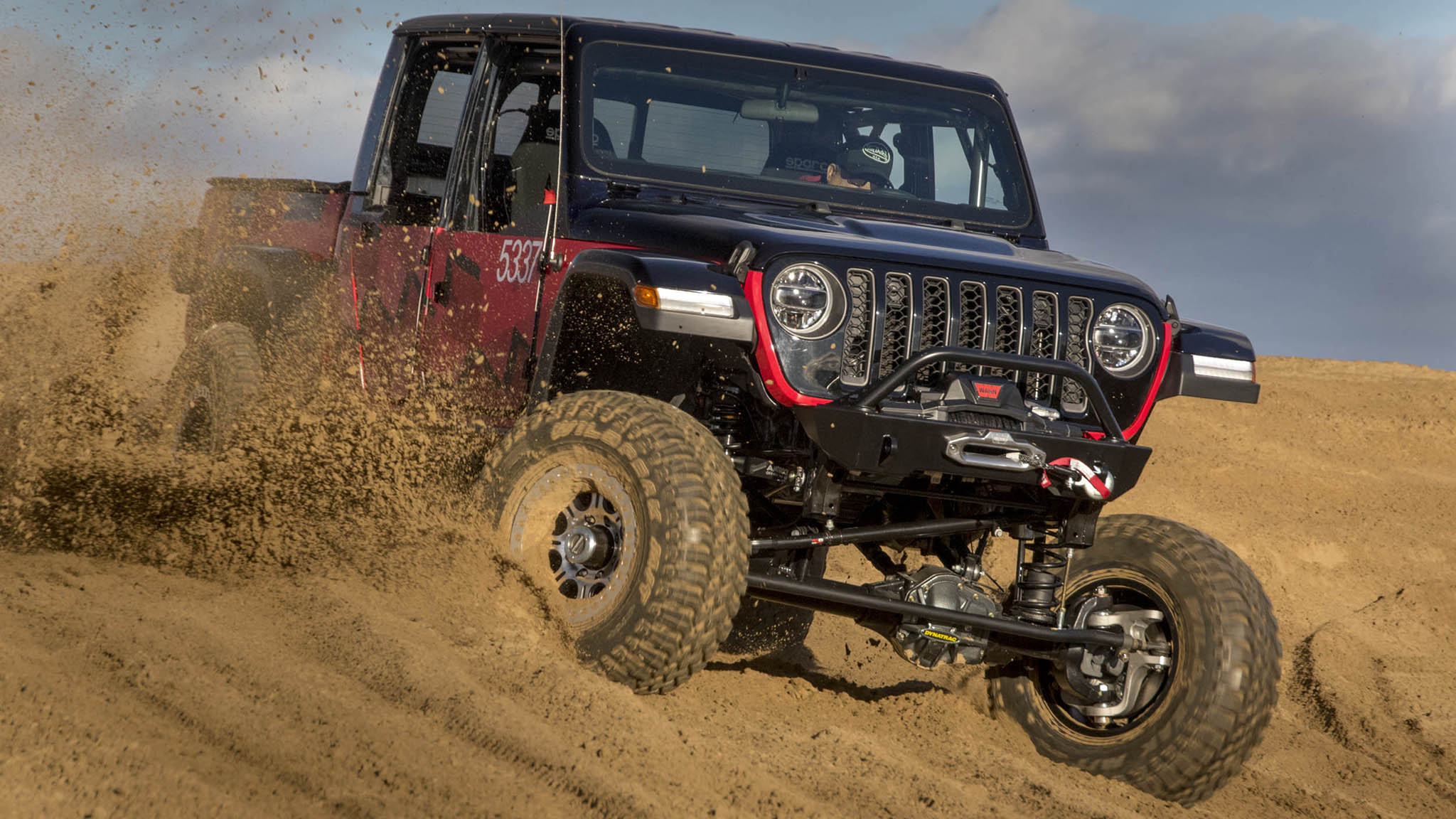 The Jeep Gladiator Will Compete in King of the Hammers Off ...