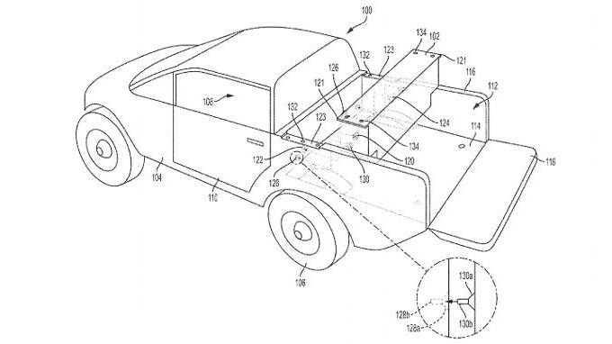 Portable Generator Rivian Files Patent For A Removable Auxiliary