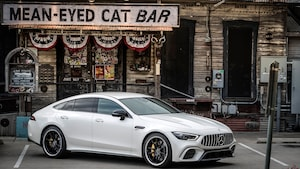 2019 Mercedes AMG GT 53 4 Door Coupe 6