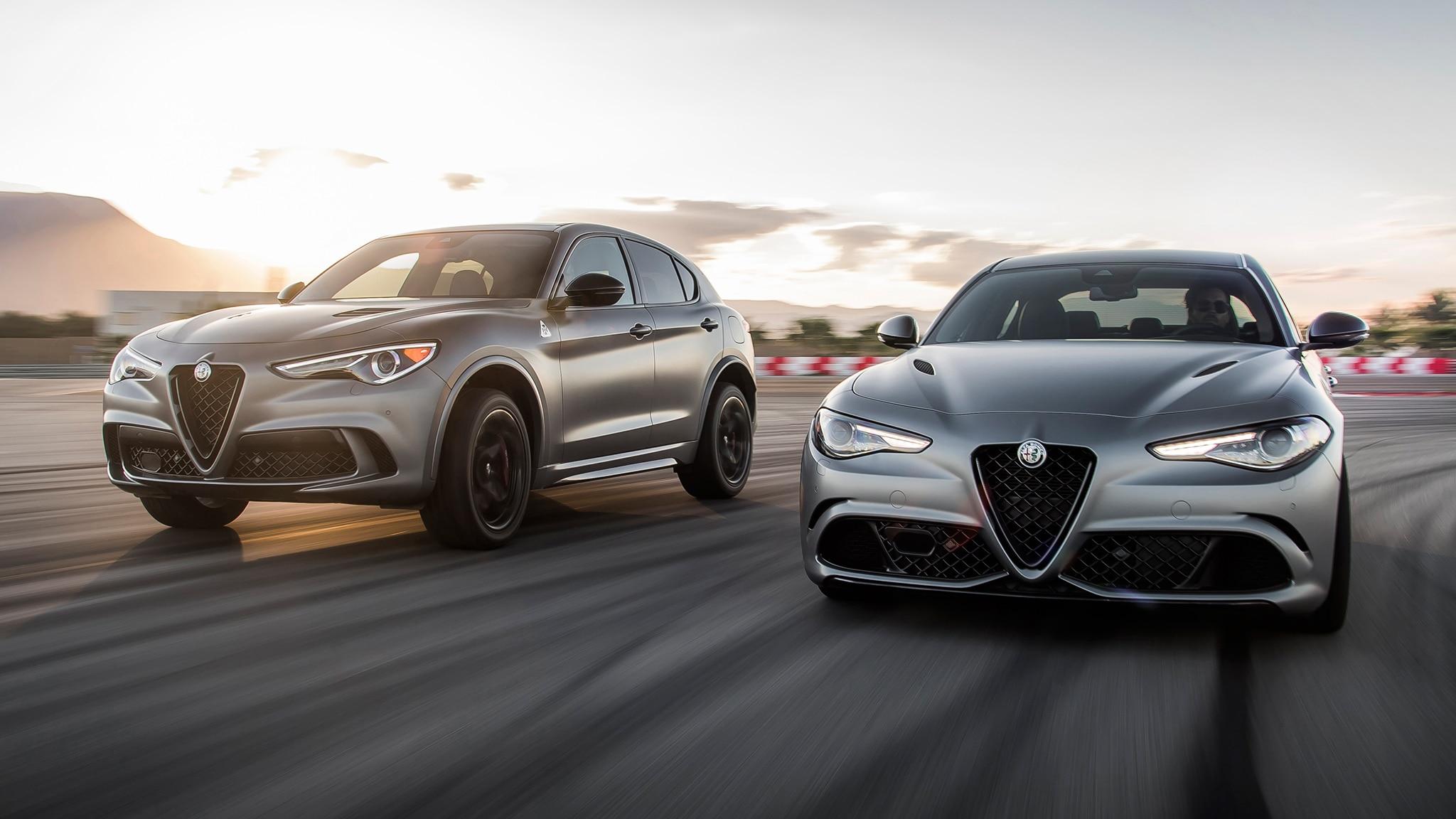2020 Alfa Romeo Quadrifoglio NRING Models 1