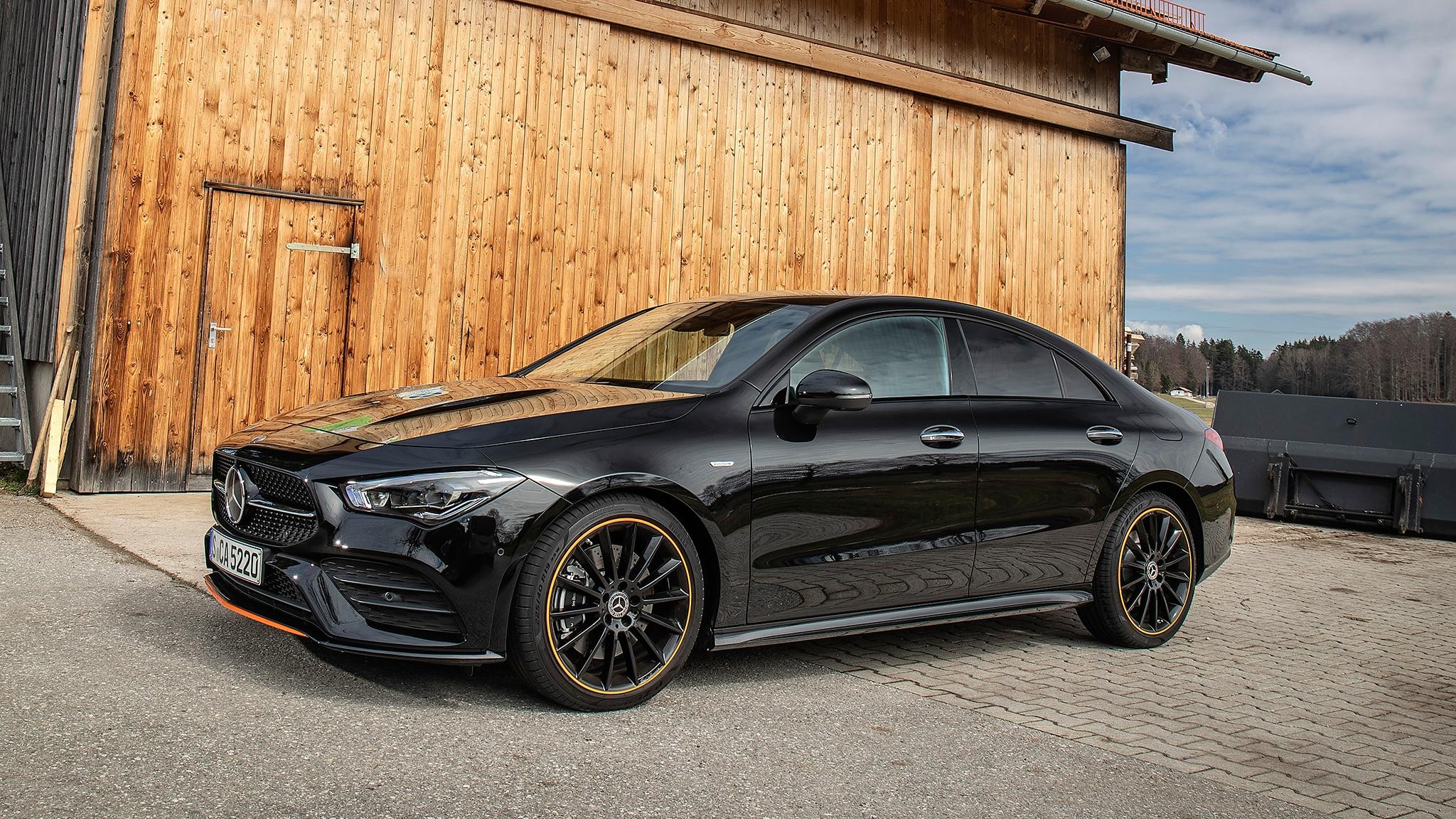 2020 Mercedes-Benz CLA-Class Has a Higher Price than ...