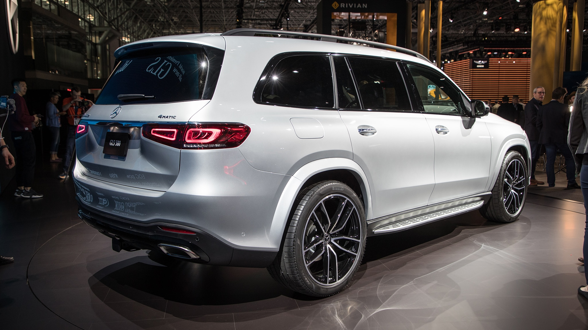 The 2020 Mercedes-Benz GLS Costs More Money than Before ...