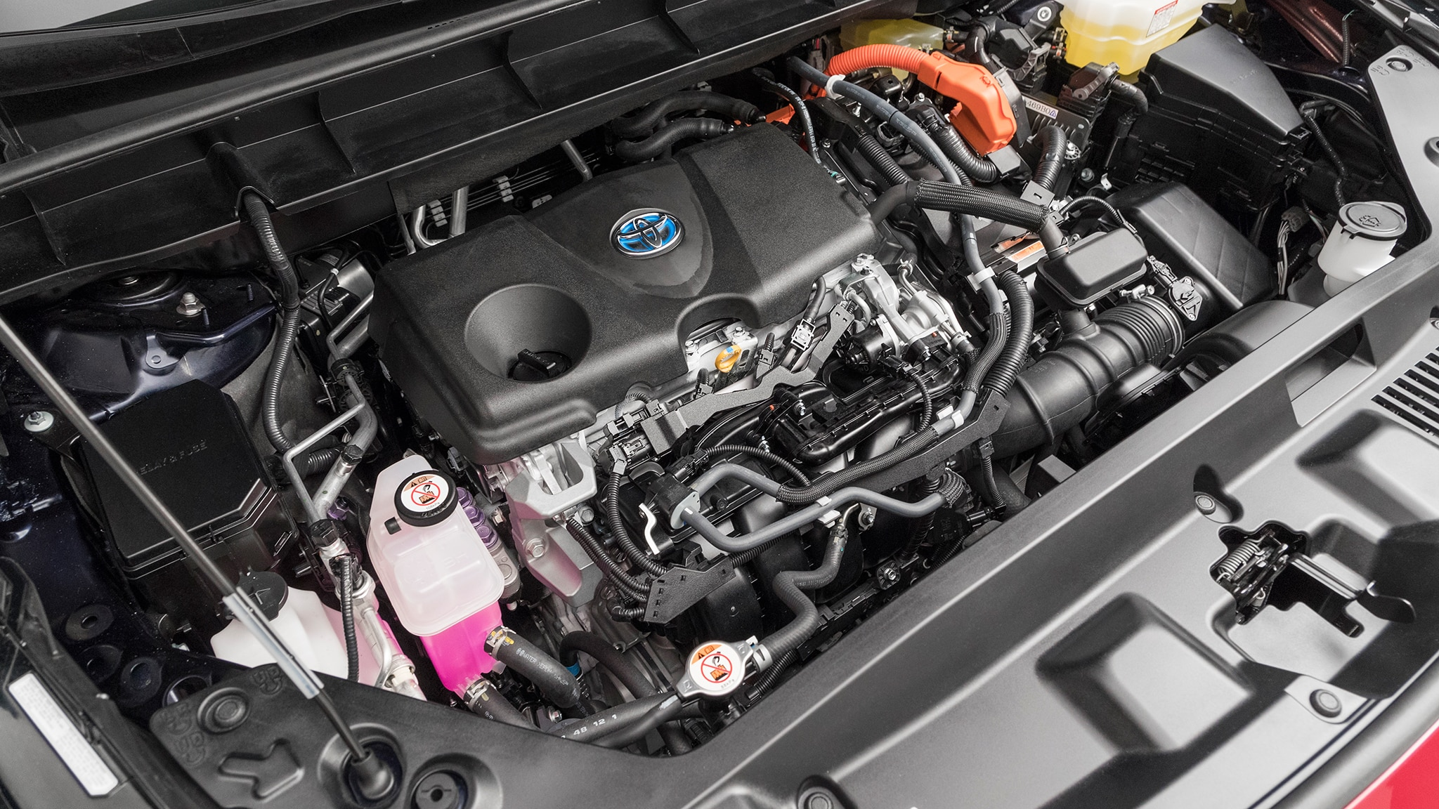 highlander toyota engine cylinder hybrid hh four gen crave families specs forum