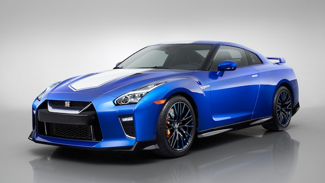 2020 Nissan GT-R 50th Anniversary Edition: Godzilla Gets ...