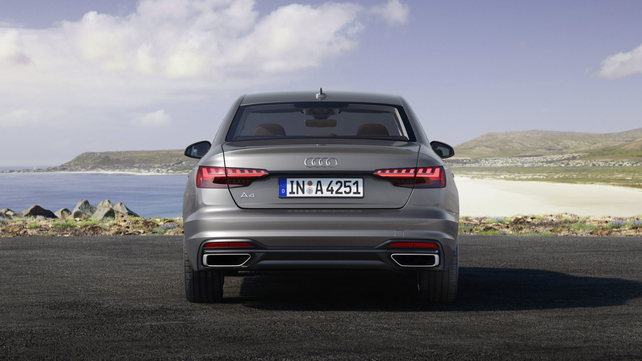 The 2020 Audi A4 Is Refreshed Here S What To Expect