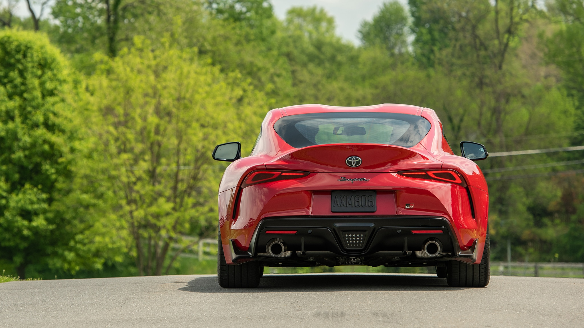 2020 Toyota Supra Now Available At Dealerships Automobile Magazine
