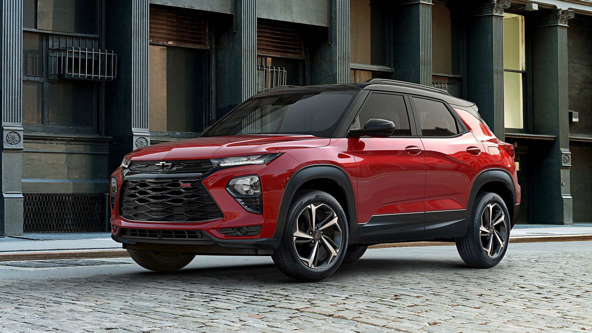 The New Chevrolet Trailblazer Is Confirmed for the U.S.