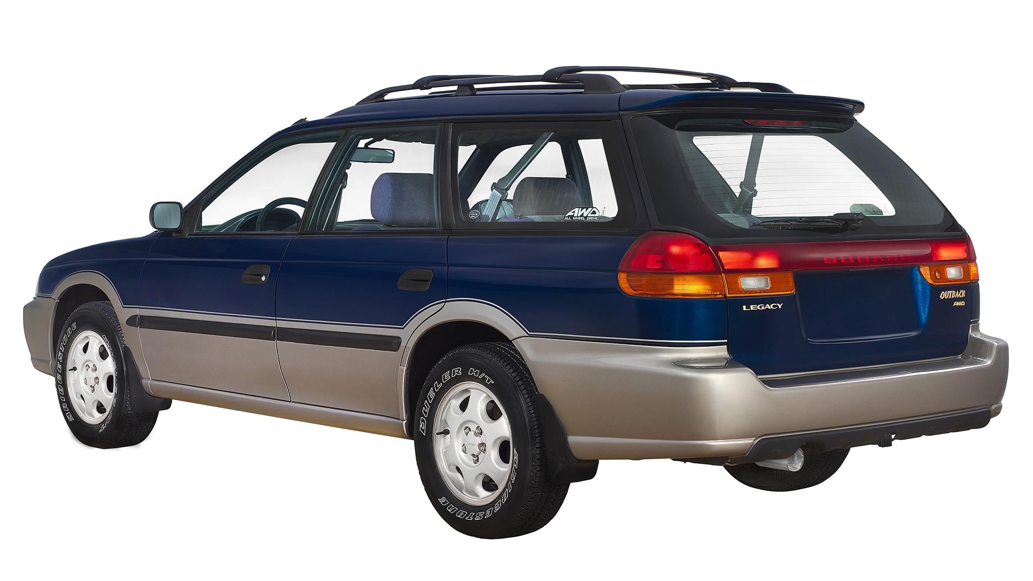 Wagon Master: A History of the Subaru Outback | Automobile