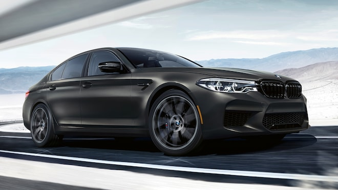 The 2020 BMW M5 Edition 35 Years