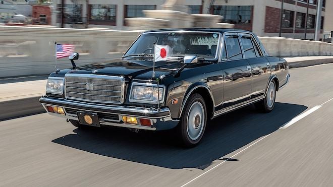 1992 Toyota Century I 58