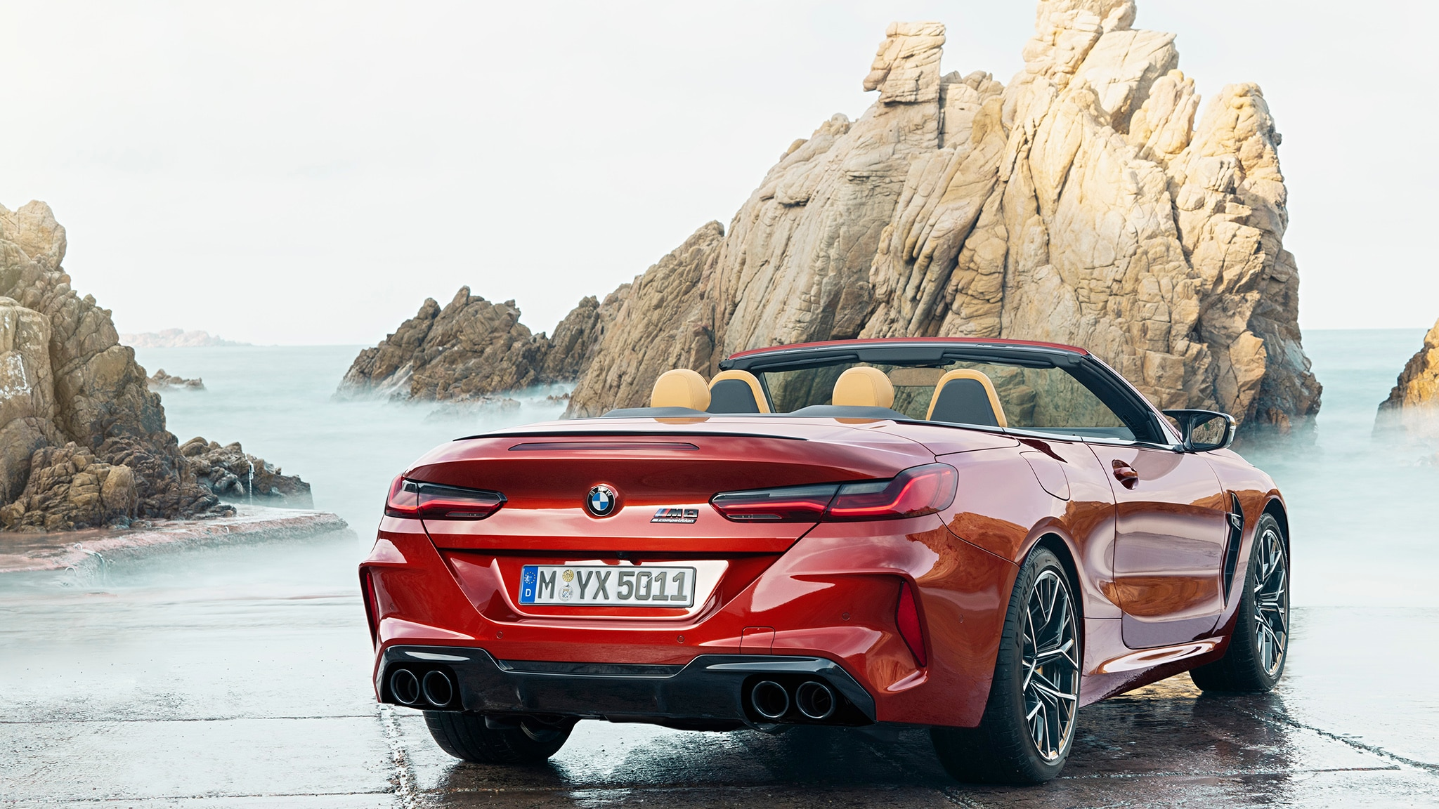 Bmw M8 Coupe Convertible Offer Up To 617 Hp Automobile