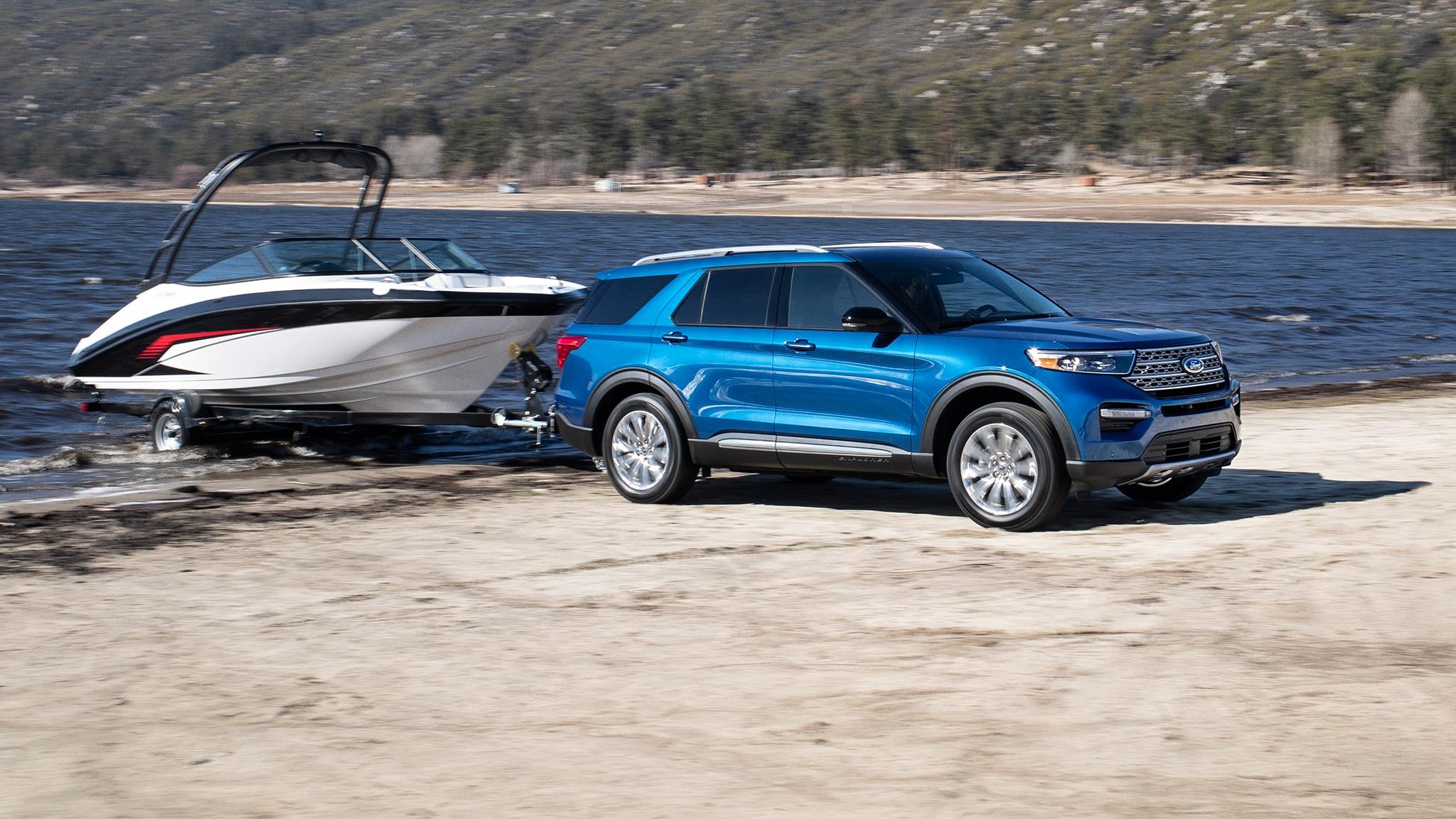 The 2020 Ford Explorer Hybrid Has Impressive Range and MPG