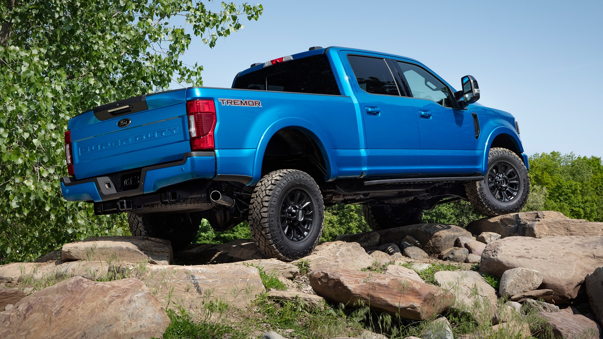 F250 Towing Capacity >> Ford Launches F-Series Super Duty Tremor Off-Road Model | Automobile Magazine