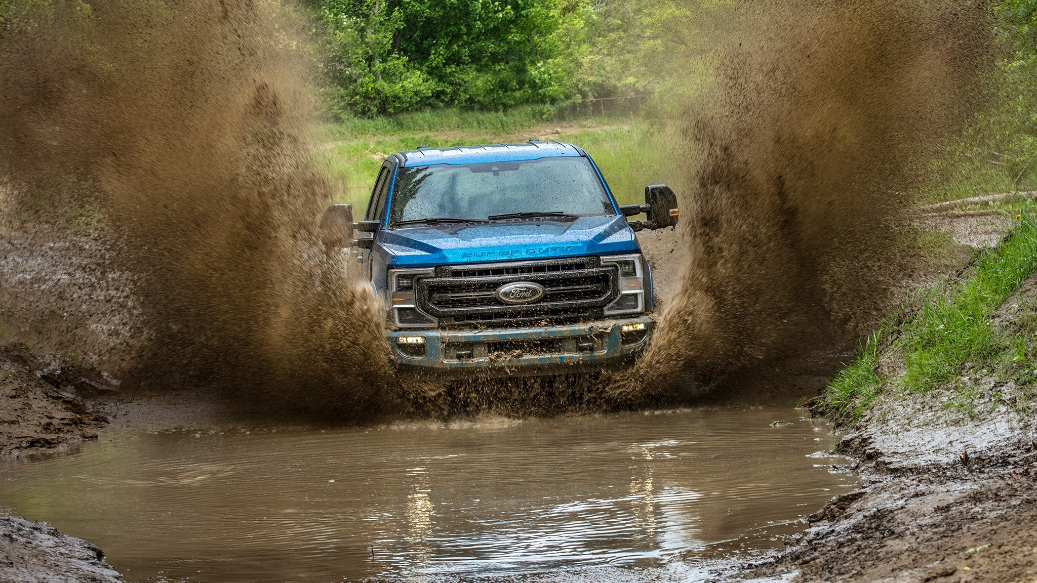 Ford F250 Towing Capacity >> Ford Launches F-Series Super Duty Tremor Off-Road Model ...