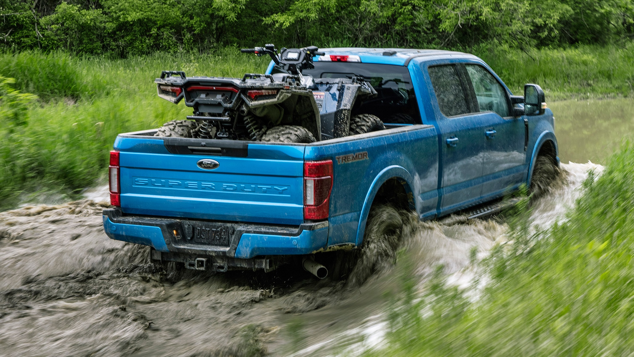 Ford Launches F-Series Super Duty Tremor Off-Road Model ...