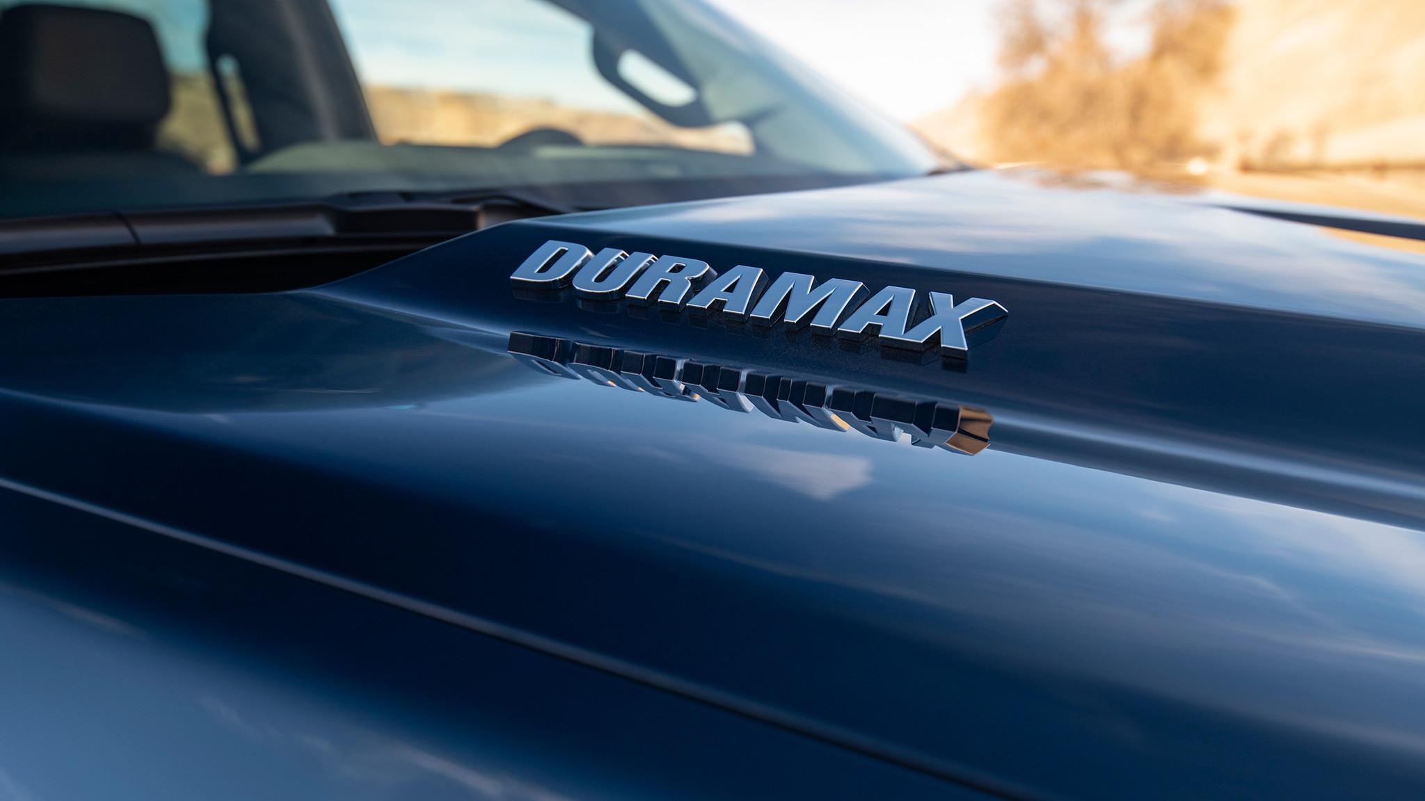 The 2020 Chevrolet Silverado Diesel Gets Big Highway MPG ...