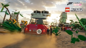 Forza Horizon Lego Mini Rally