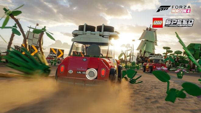 Drive Your Lego Dream Car in Forza Horizon   Automobile Magazine