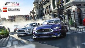 Forza Lego City Mustang Drift
