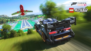 Forza Lego Senna Jump Airport