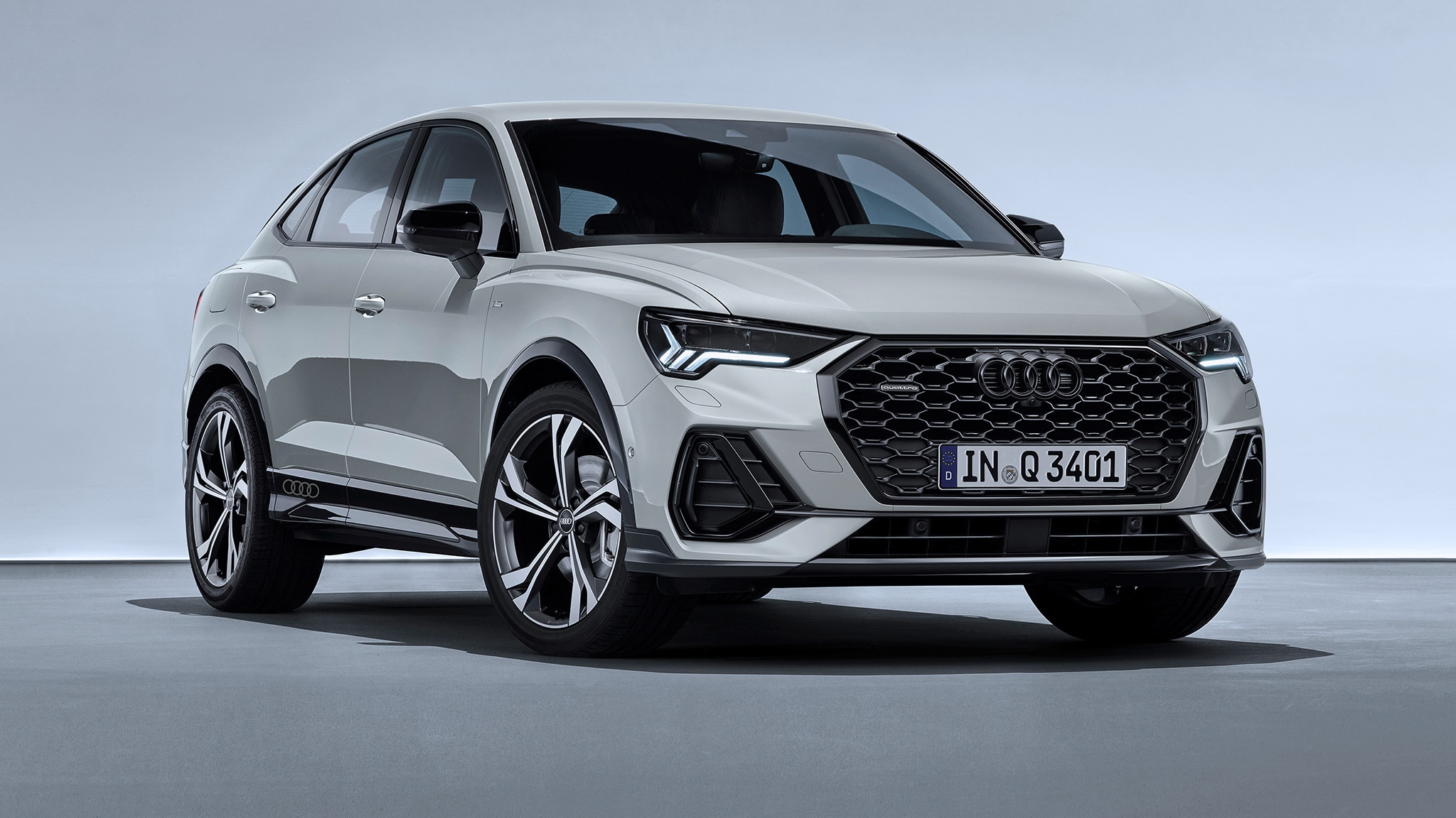 Swoop There It Is Audi Q3 Sportback Debuts Sportier