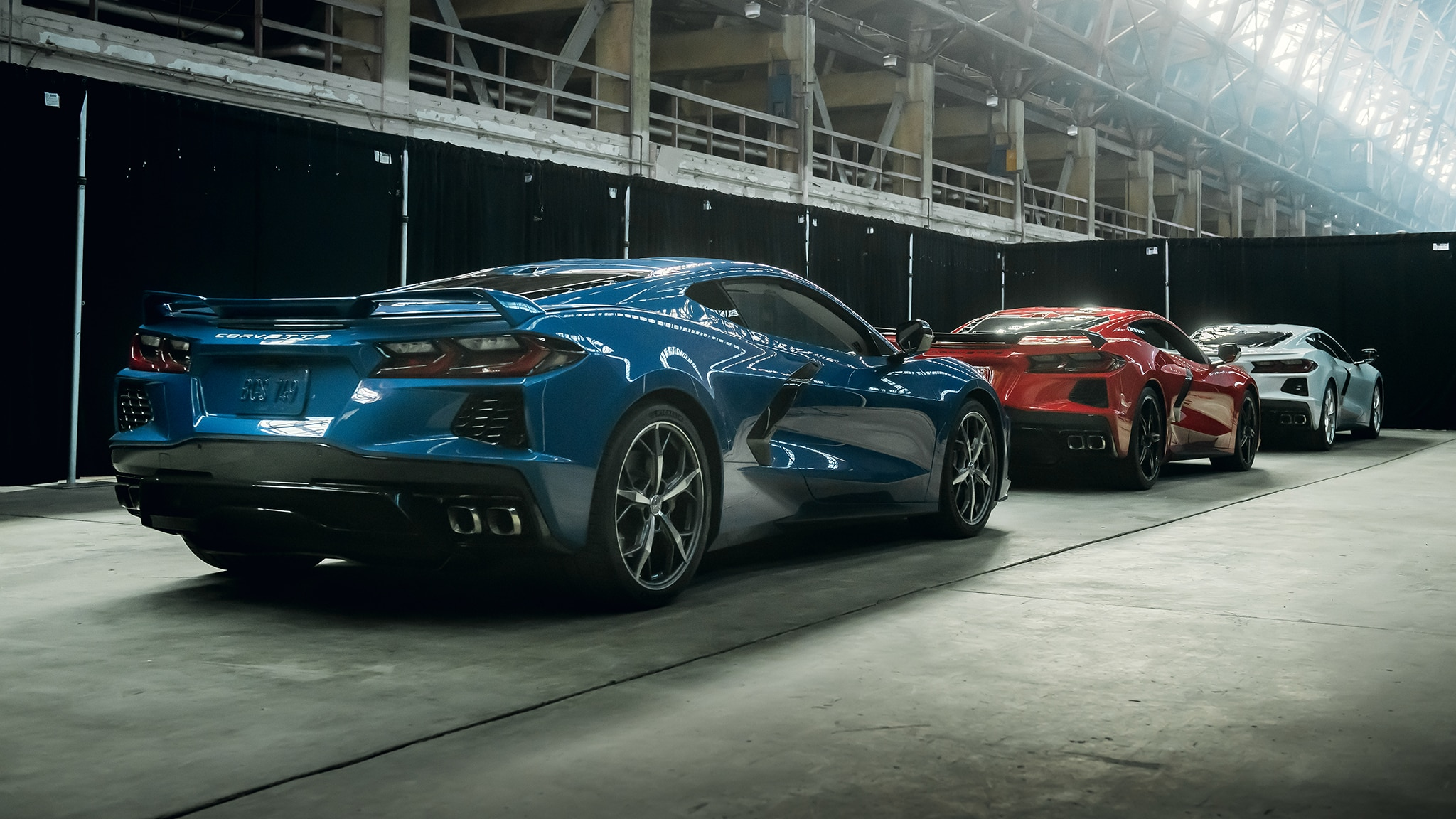 2020 C8 Chevrolet Corvette Stingray All The Colors Carsradars