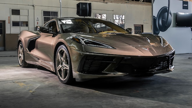 2020 Chevrolet Corvette C8 Offers 12 Paint Colors 6 Interiors