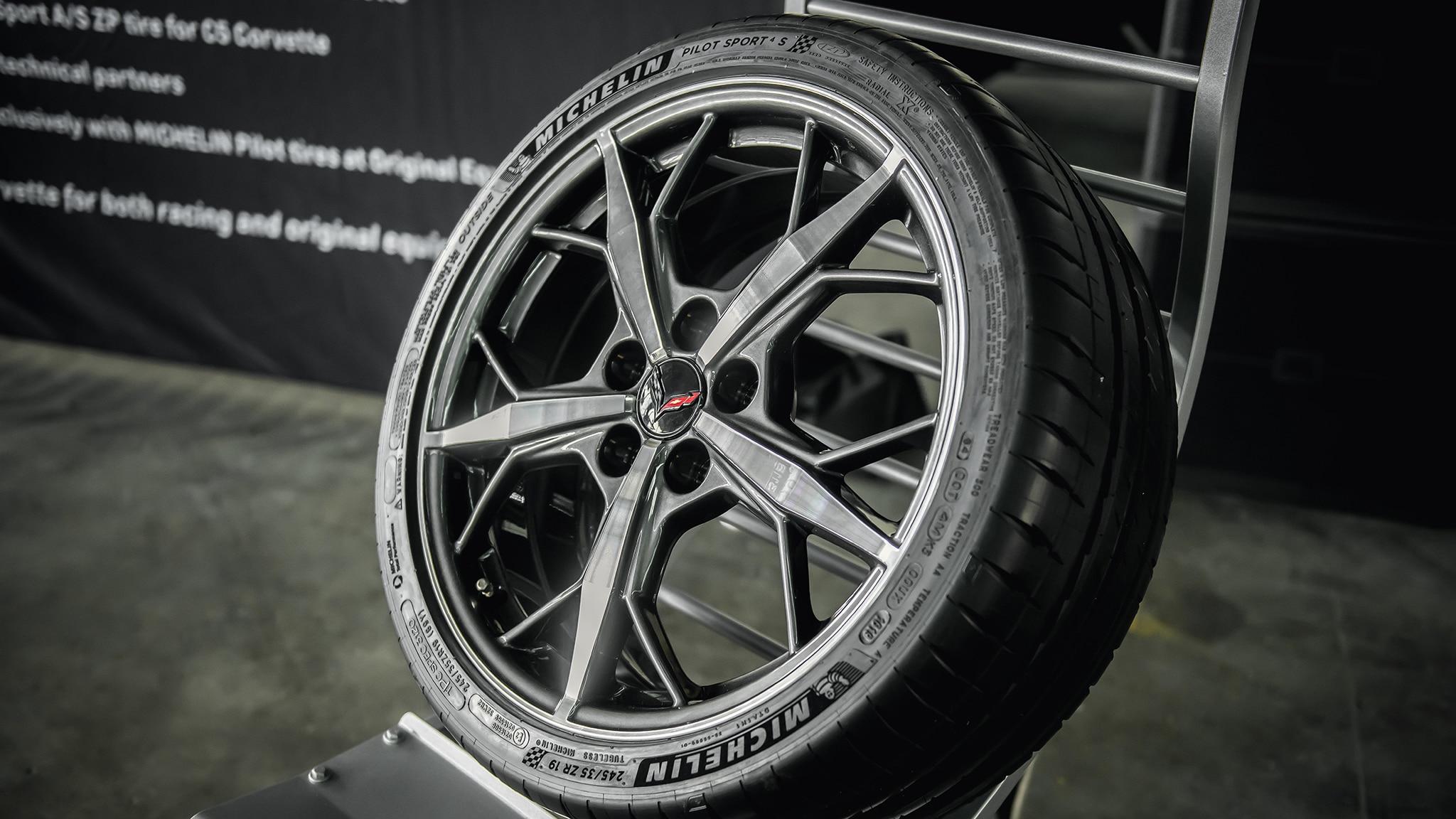 2020 Chevrolet Corvette C8 Specs: Power, Torque, and More